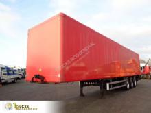 Sættevogn Royen Isole + 3 axle+3 tons laadklep kassevogn brugt