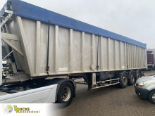 Benalu + Kipper + 60 KUB semi-trailer used tipper