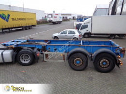 Renders Euro 700 + semi-trailer used container
