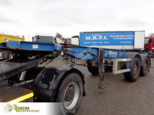 Trailer containersysteem Renders Euro 700 +