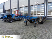 Trailer containersysteem Pacton TXC343K + 3 Axle+20+30+40+45