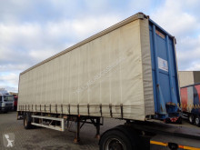 Fruehauf ONCRK 22-110 A semi-trailer used tautliner