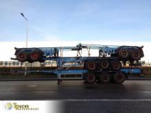 Semiremorca Kässbohrer 4 Trailors + 2x - 40 ft + 2x - 20 ft + BLAD-BLAD transport containere second-hand