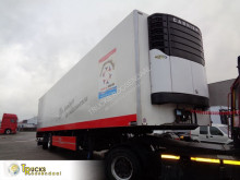 Jumbo mono temperature refrigerated semi-trailer TO 180 SE + Carrier Maxima 1300