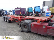 Semiremorca Broshuis 3UCC-39 + transport containere second-hand