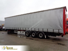 General Trailers SV 40374 + semi-trailer used tautliner