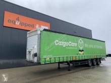 Semirremolque Schmitz Cargobull Scheibebremsen, Rungtasschen, galvanisiert, Code-XL, Huckepack, 7x vorhanden lonas deslizantes (PLFD) usado