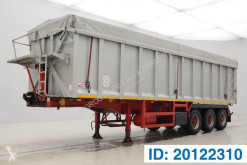 Tipper semi-trailer 52 cub in alu