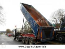 Sættevogn Schmitz Cargobull Stahlmulde/ca. 29 m3 ske brugt