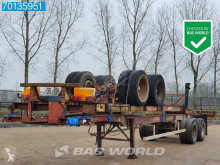 Trailer containersysteem Netam 2 Units! Steel suspension 1x 40ft
