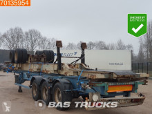 Trailer containersysteem Netam 2 Units! Steel suspension 1x20-2x20-1x30-1x40ft