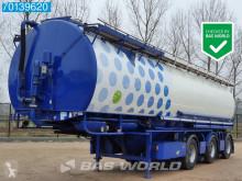 Welgro tanker semi-trailer 97 WSL43-32 28 Ton / 10 Comp / 2x Lenkachse