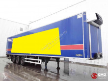 Chereau Oplegger carrier semi-trailer used mono temperature refrigerated