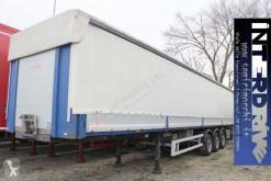 Tabarrini semirimorchio centinato ribaltabile cassa unica semi-trailer used two-way side tipper