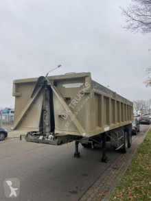 Trailor tipper semi-trailer TIPPER (STEEL SUSPENSION)