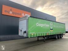 Návěs Schmitz Cargobull schijfremmen, rongpotten, gegalvaniseerd, Code-XL, huckepack, 3x beschikbaar posuvné závěsy použitý