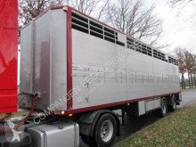 Cuppers VO 11-20 SL semi-trailer used cattle