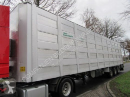 Semiremorca 3107S MONTULL transport bovine second-hand