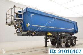 Naczepa Schmitz Cargobull 25 cub in steel wywrotka używana
