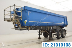 Schmitz Cargobull tipper semi-trailer 25 cub in steel