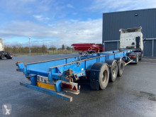 Trailer containersysteem Asca 40' fixe