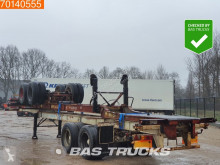 Trailer containersysteem Netam 2 Units 1x 40ft Steel Suspension