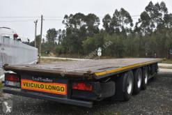 Lecitrailer tanker semi-trailer estrado e porta contentores