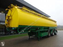 Welgro tanker semi-trailer 97WSL 43-32 Mengvoeder