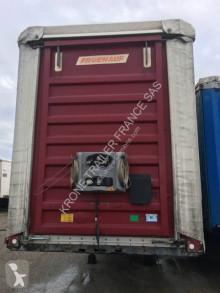 Fruehauf pLSC semi-trailer used tautliner