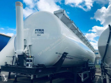 Feldbinder Basculante 60m3 semi-trailer used powder tanker