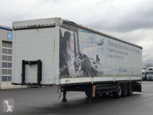 Sættevogn Kögel S3D430*Liftachse*Edscha*Bordw� palletransport brugt