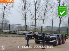 Semirremolque Burg ADR 1x 20 ft - 1x 30 ft NL-Trailer usado