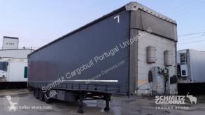 Semirremolque Schmitz Cargobull Lona para empurrar Mega tautliner (lonas correderas) usado