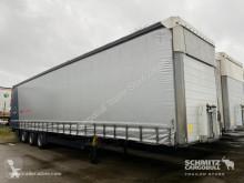 Schmitz Cargobull Semitrailer Curtainsider Mega semi-trailer used tautliner