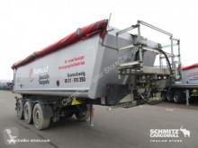 Schmitz Cargobull tipper semi-trailer Semitrailer Tipper Alu-square sided body Termo brazda 25m³