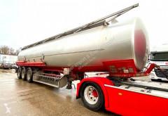 Semirremolque cisterna hidrocarburos Trailor 41/9 - ALU- Benzin & Diesel - ADR 11/2021