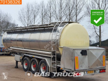 Burg B.P.O. 12-24 Z 26.000 Ltr / 1 Comp semi-trailer used chemical tanker