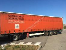 Krone Profi Liner P L S C semi-trailer used tautliner