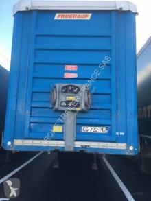 Fruehauf FST4FCC semi-trailer used tautliner