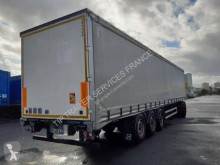 Fruehauf tautliner semi-trailer RIDEAUX COULISSANT