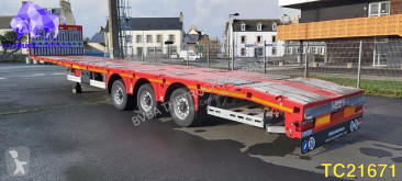 Kässbohrer SPAM Flatbed semi-trailer used flatbed