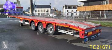Kässbohrer flatbed semi-trailer SPAM Flatbed