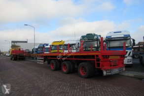 Semirimorchio cassone LAG 2x Extendable / 3x Steering Axles / max 26.5 meter
