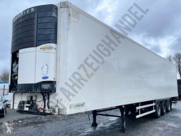 Trailer Lamberet Carrier Vector 1800 - SAF - Liftachse tweedehands koelwagen