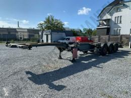 Trailer chassis Samro 38000 - 3 Achsen - BPW 20/30/40 Fuss