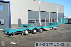 Zwalve flatbed semi-trailer O.3S.15.27 SEMI LOWLOADER | 690cm EXTENDABLE * STEERING AXLE * ADR * APK 07-2021