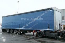 Naczepa Schmitz Cargobull SCS 24/L, Mega, Hydr. Dach, Stroh, 3mtr. Innenh. Plandeka używana