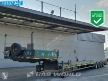 Faymonville STZ4 WAA 4 axles 2x Ausziehbar Bis: 37.50m 4x Hydr. Lenkachse semi-trailer used heavy equipment transport
