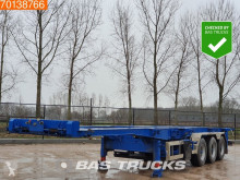 Container semi-trailer Kumlin 40 Ft. Kipp Chassis