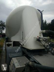 Semi reboque Spitzer 34 M3 horizontale cisterna de cimento usado